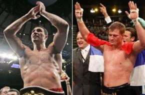 Кличко і Повєткін домовились про контракт на бій