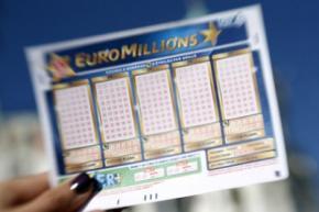 Житель Великобритании выиграл в лотерею 81 миллион фунтов