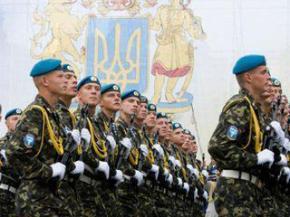 У 2014 році призову на строкову військову службу в Україні вже не буде