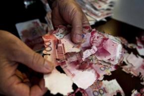 Терміти з'їли заощадження старенької китаянки