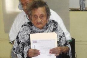 100-річна мексиканка закінчила початкову школу