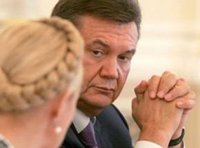 Янукович не може помилувати Тимошенко через її борг перед країною
