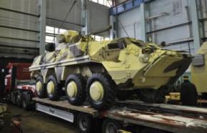 Украина продолжает торговать вооружением из старых советских запасов
