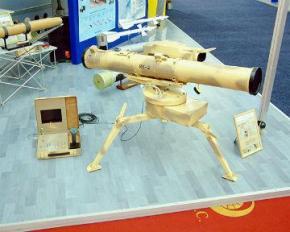 Украина выпустила противотанковый ракетный комплекс