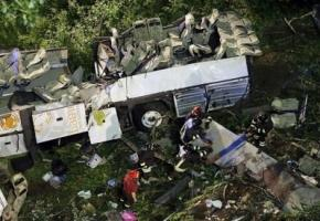 На півдні Італії в ДТП з пасажирським автобусом загинули 36 людей