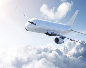 Пьяный спортсмен попытался открыть дверь самолета в небе