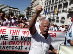 Грецькі медики оголосили загальнонаціональний страйк