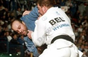 В Днепропетровске убит чемпиона мира по дзюдо