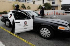 Полиция разбудила уснувшего на месте преступления вора