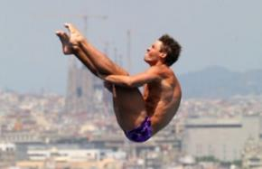 Украинец Илья Кваша стал вторым на чемпионате мира по водным видам спорта