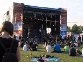 У Дубно відбувся легендарний рок-фестиваль