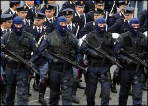 Полиция Италии провела крупную операцию против мафии