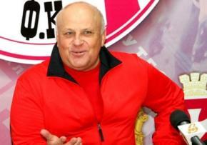 Головний тренер ФК