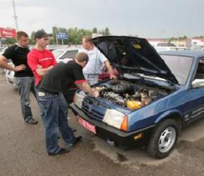 В Україні зростає ринок уживаних автомобілів