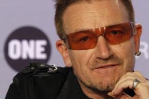 Фронтмен групи U2 Боно стане командором ордена Мистецтв і літератури