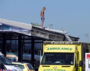 Литовский турист похулиганил в Британии на 1 миллион фунтов