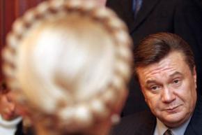 Янукович о помиловании Тимошенко: и рад бы, но не могу