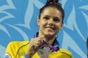 Дарина Зевіна на першому етапі Кубка світу FINA в Ейдховені виграла