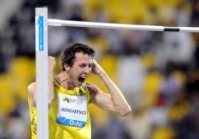 Українець Богдан Бондаренко втретє визнаний легкоатлетом місяця у Європі