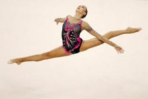 В Киеве стартовал чемпионат мира по художественной гимнастике