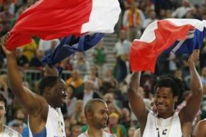 Франция впервые выиграла Евробаскет