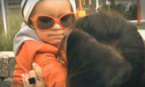 Ани Лорак впервые показала дочь София. ФОТО дочери Ани Лорак