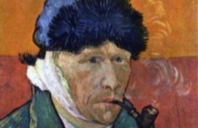 Що сказав Ван Гог, після того, як відрізав собі вухо?