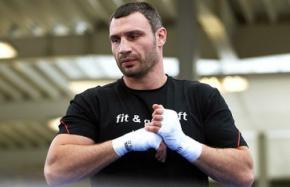Виталий Кличко проведет последний бой в 2014 году