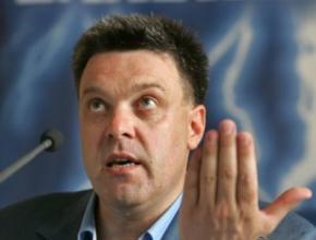 Ассоциация с ЕС обезопасит Украину от рук Москвы, - Тягнибок