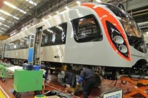 В Украине будут производить чешские электровозы Skoda