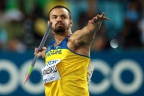 Знаменитого украинского легкоатлета поймали на допинге