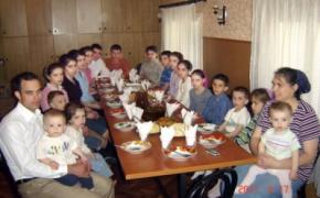 44-летняя украинка родила двадцать первого ребенка и уже имеет шесть внуков
