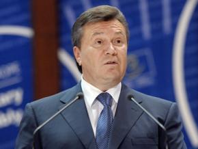 Янукович пообіцяв підписати рішення Ради про можливість лікування Тимошенко за кордоном