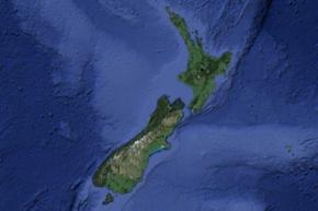 Новозеландці узаконили назви своїх головних островів