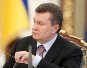 Україна має амбітні плани з видобутку власних енергоресурсів, - Янукович