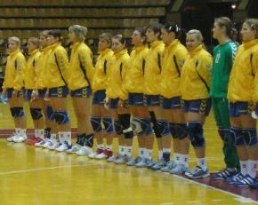 Українські гандболістки перемогли у першій грі відбору на Євро-2014