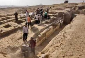 В Египте нашли нетронутую гробницу жреца магии, похороненного 4500 лет назад