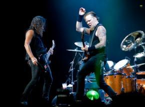 Metallica сыграет концерт в Антарктиде