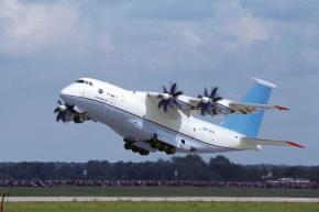 Саудовская Аравия предложила Украине строить самолеты Ан вместе