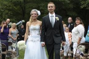 Пожертвовавшая почку американка вышла замуж за реципиента