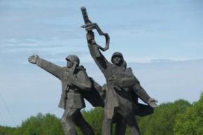 У Латвії хочуть захистити від зносу пам'ятник радянським солдатам