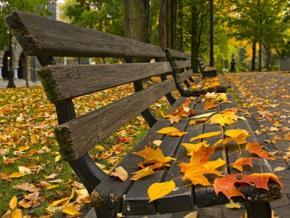 На выходных будет сухо, а с 15-го октября в Украину идут дожди и холод