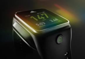 Компанія Adidas випустила годинник miCoach Smart Run на Android