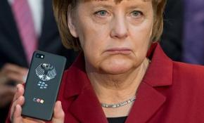 США прослушивают телефон Меркель с 2002 года