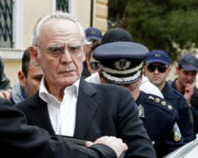 В Греции экс-министра обороны Акиса Цохадзопулоса приговорили к 20-ти годам тюрьмы за коррупцию