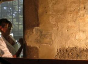 В Милане обнаружена неизвестная ранее фреска Леонардо да Винчи