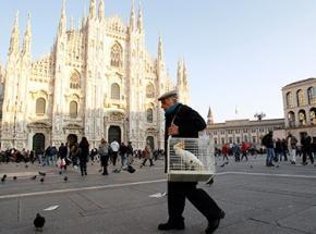 Итальянский пенсионер нашел на улице кошелек с семью тысячами евро