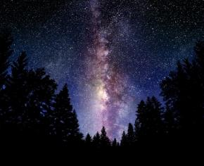 В Млечном пути обнаружен крупнейший газовый поток