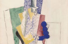 Полотно Пикассо