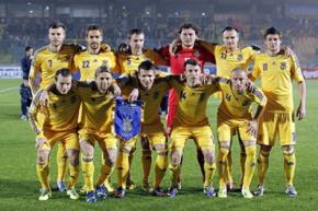Украина сыграет с Францией в стыковых матчах за выход на ЧМ-2014
